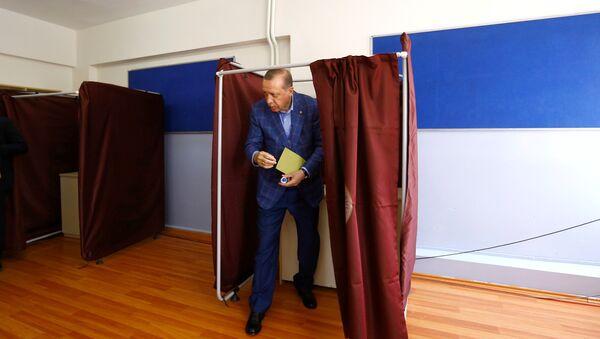 Référendum en Turquie - Sputnik France