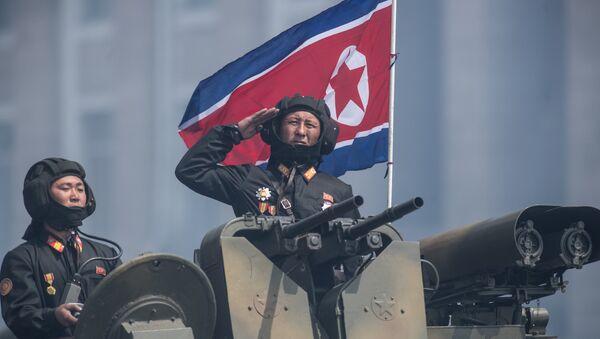 le grand défilé militaire nord-coréen - Sputnik France