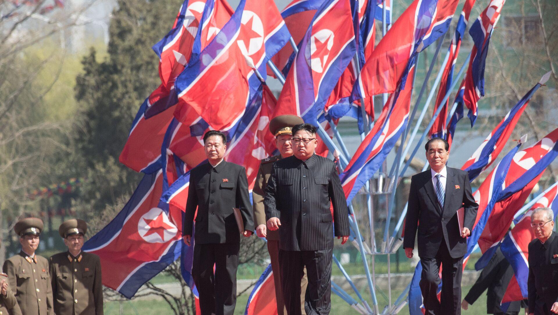 Corée du Nord - Sputnik France, 1920, 23.06.2021