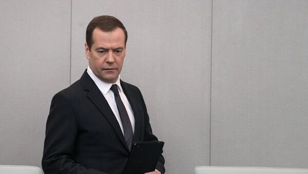 Medvedev - Sputnik France