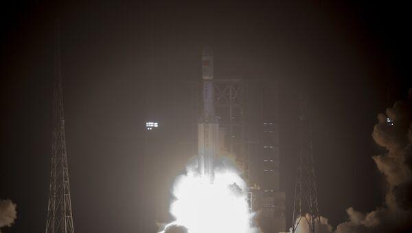 Tianzhou-1 - Sputnik France