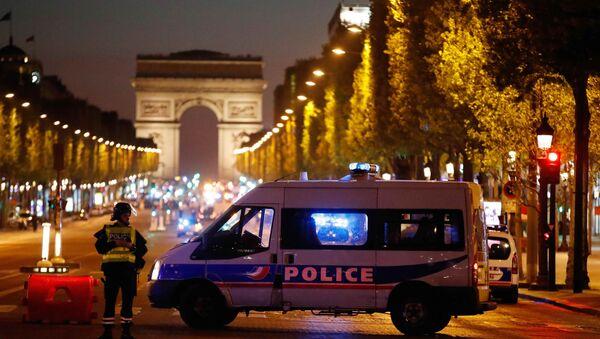 Un «braquage de siècle» à Paris - Sputnik France