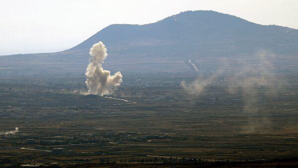 Les hauteurs du Golan - Sputnik France