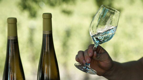 Vin blanc - Sputnik France