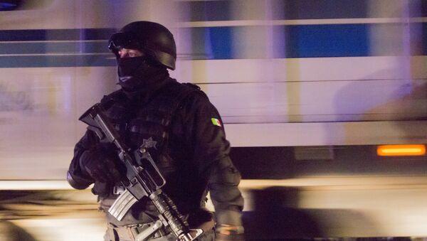 La police mexicaine - Sputnik France