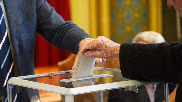vote - Sputnik France