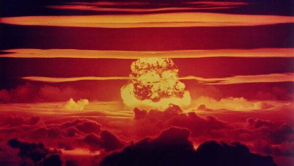 Atombombentest Dakota - Sputnik France