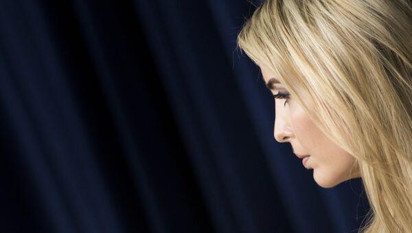 La Première fille des États-Unis Ivanka Trump - Sputnik France
