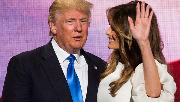 Les habits de Melania Trump dans le rôle de Première dame des États-Unis  - Sputnik France