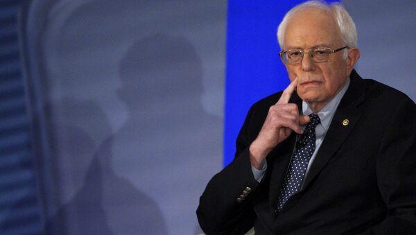 Bernie Sanders - Sputnik France