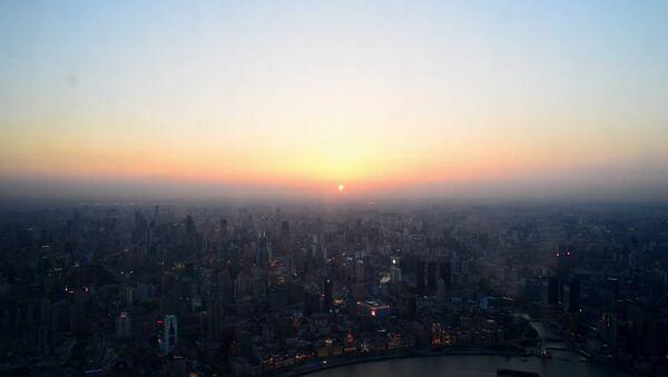Shanghai vue du ciel: le plus haut bâtiment en Chine ouvre un point panoramique - Sputnik France