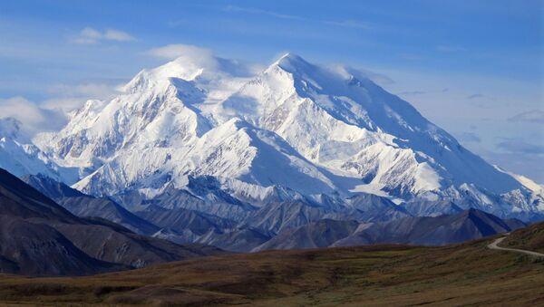 Le Denali, le point culminant des USA, situé en Alaska - Sputnik France