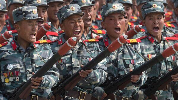 Armée nord-coréenne - Sputnik France