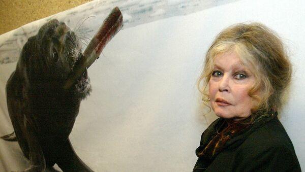 Brigitte Bardot - Sputnik France