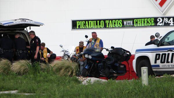 Biker-Gruppen in Waco, US-Bundesstaat Texas - Sputnik France