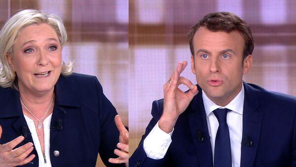 débat de l'entre-deux-tours - Sputnik France