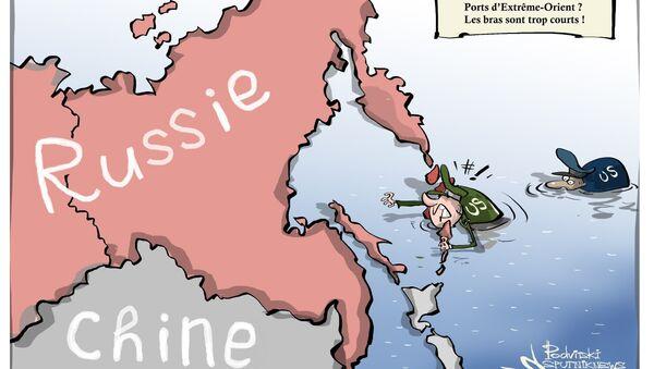 Les USA veulent surveiller les ports russes d'Extrême Orient - Sputnik France