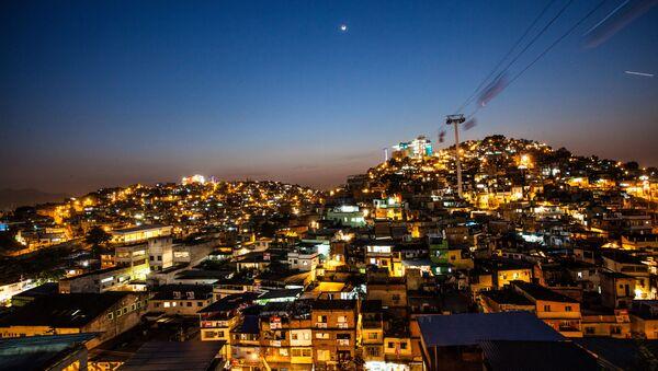 Complexo do Alemão, Rio de Janeiro - Sputnik France