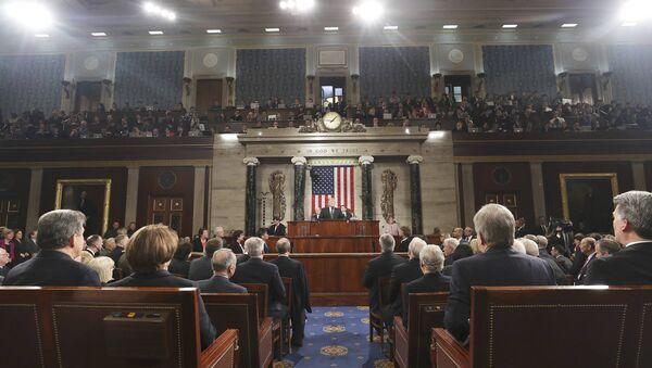 Le Congrès américain - Sputnik France