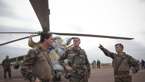Militaires français en Afrique - Sputnik France