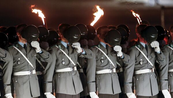 Quand l'esprit de la Wehrmacht hante les soldats de la Bundeswehr - Sputnik France