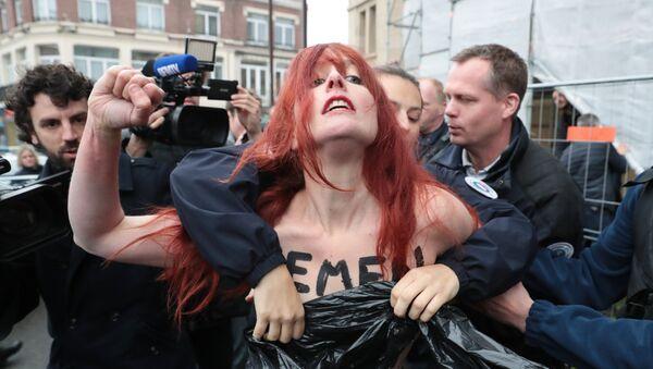 Femen - Sputnik France