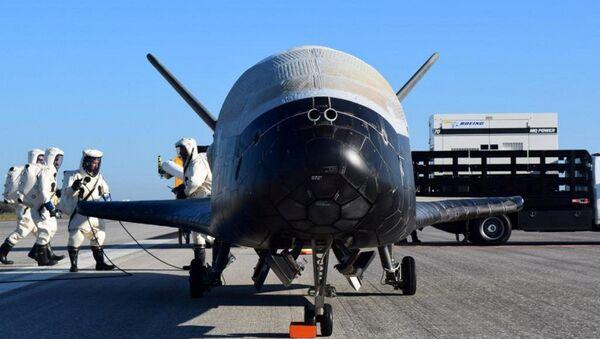 X-37B - Sputnik France