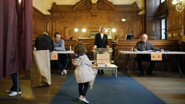 électeurs français - Sputnik France