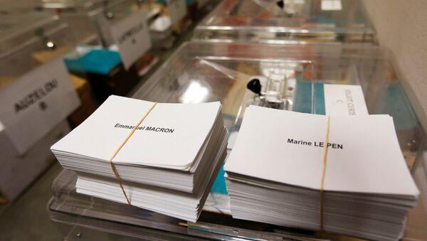 l'Intérieur prend son temps pour annoncer les résultats définitifs des élections - Sputnik France