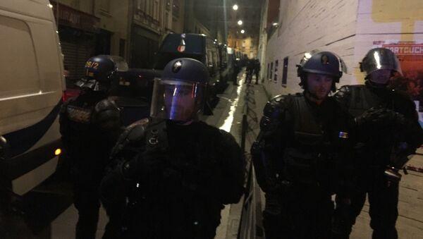 Forces de l'ordre en France - Sputnik France