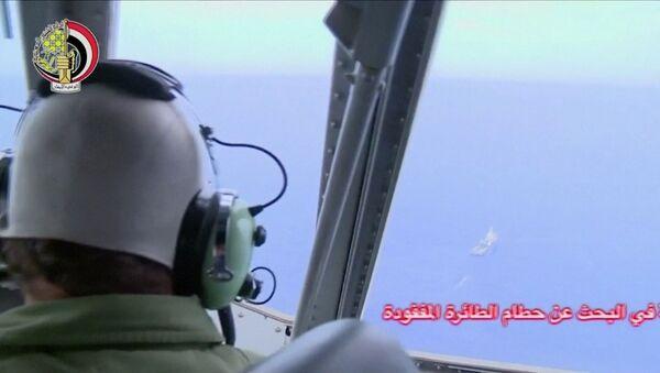 Un pilote de l'armée de l'air égyptienne - Sputnik France
