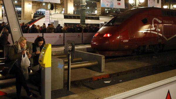 Gare du Nord de Paris - Sputnik France