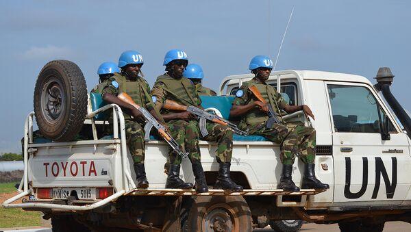 UN-Blauhelme im Südsudan - Sputnik France