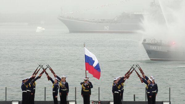 Flotte de la mer Noire - Sputnik France