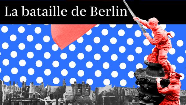 La bataille de Berlin - Sputnik France