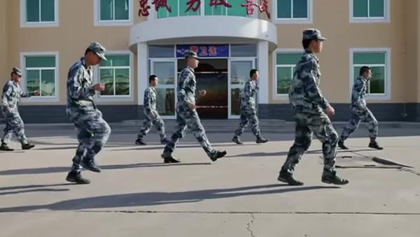 Vous pensez que vous dansez bien? On parie que ces soldats chinois vont feront douter. - Sputnik France