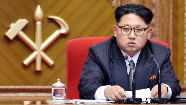 Kim Jong-un - Sputnik France
