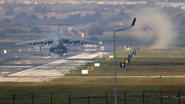 Base aérienne d'Incirlik, en Turquie - Sputnik France
