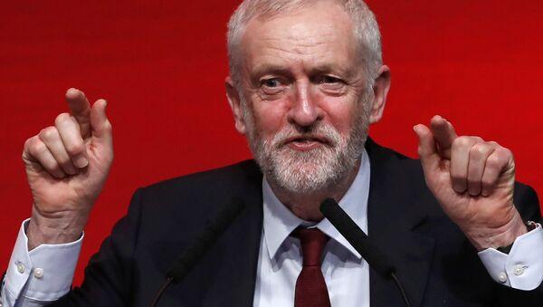 Corbyn promet d'arrêter la confrontation entre le Royaume-Uni et la Russie - Sputnik France