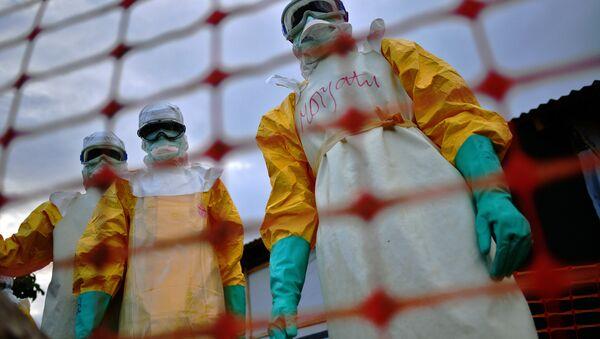 Une nouvelle épidémie d'Ebola déclarée dans le nord-est du Congo - Sputnik France