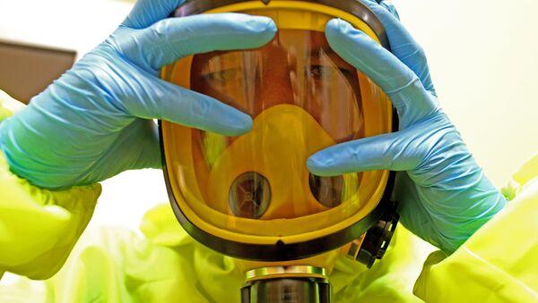 Une épidémie d'Ebola - Sputnik France