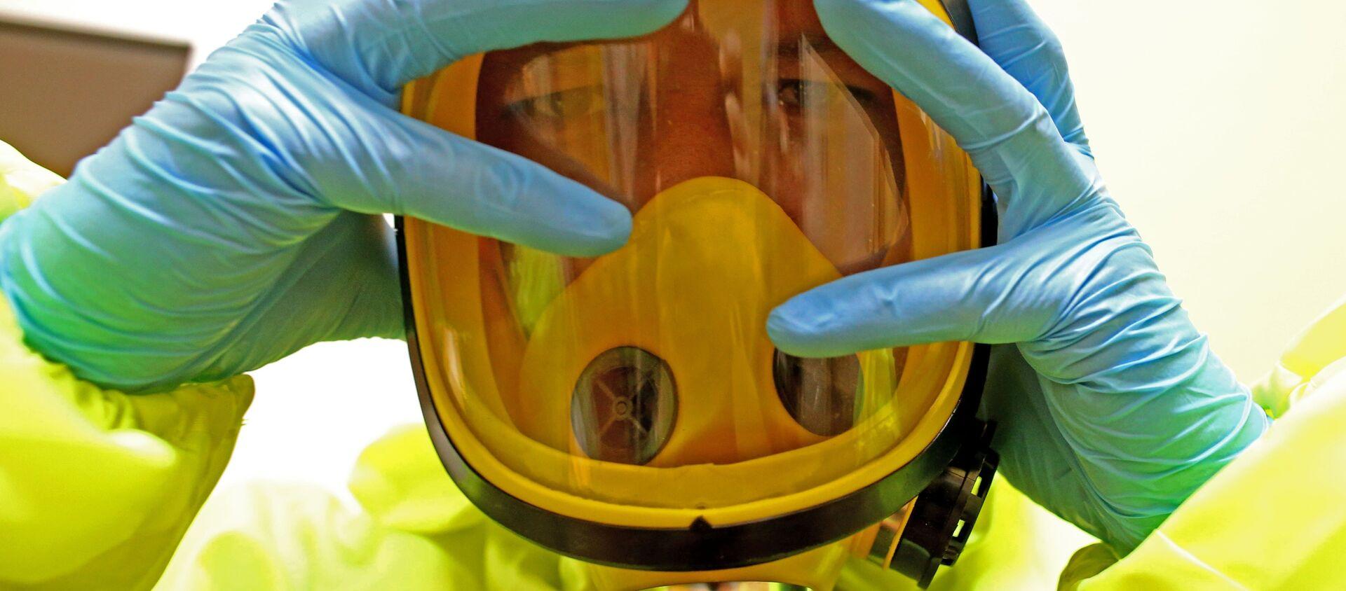 Une épidémie d'Ebola - Sputnik France, 1920, 15.08.2021