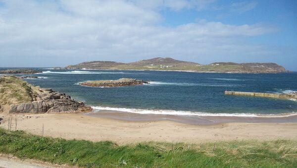 En Irlande, une plage de sable fait son retour 33 ans après sa disparition - Sputnik France