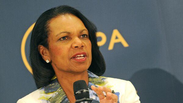 Condoleezza Rice - Sputnik France