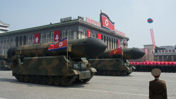Missiles balistiques nord-coréens - Sputnik France