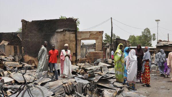 700 djihadistes de Boko Haram se rendent aux militaires nigérians - Sputnik France