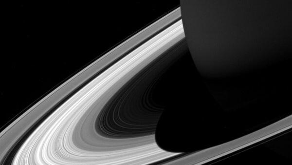 Les anneaux de Saturne - Sputnik France