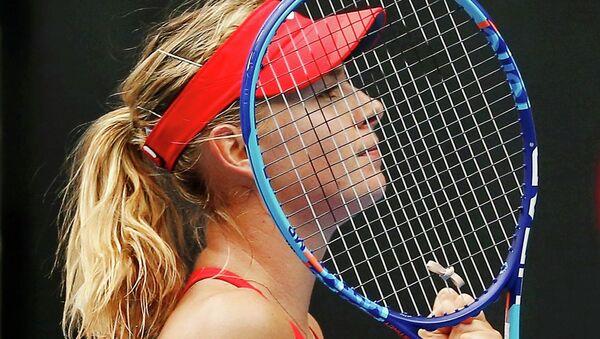 Roland-Garros sans Sharapova: pour les internautes la faute revient à la politique - Sputnik France