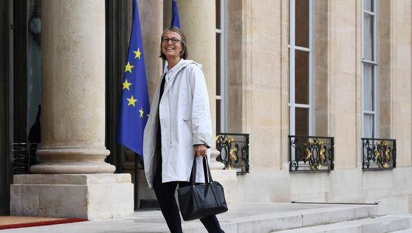 Francoise Nyssen - Sputnik France