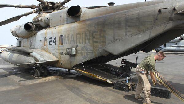 Militaires US à Djibouti - Sputnik France